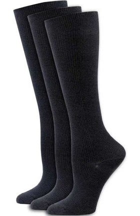 Think Medical Unisex 3Pk 8 mmHg Gradient Compression Sock
