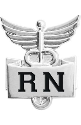 Think Medical RN Lapel Pin