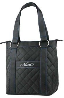 Think Medical Womens Deluxe Plush Nurse Tote