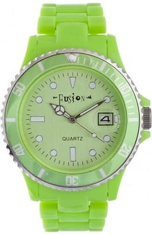Dakota Watch Company Unisex Fusion Color Link Watch