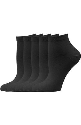 Think Medical Women's 5Pk No Show Sock