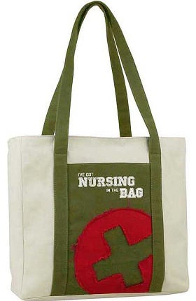 Think Medical Women's I've Got Nursing In The Bag Tote