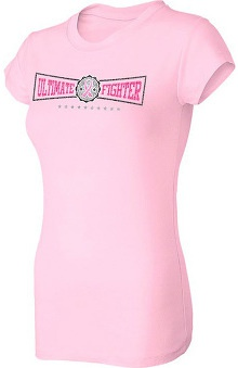 Pro Cure Womens Ultimate Fighter T-Shirt