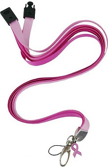 Pro Cure Triple Ribbon Lanyard