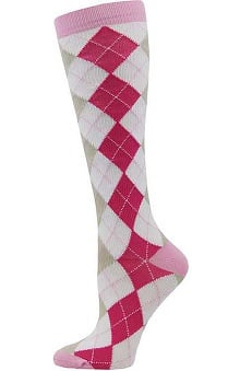 Think Medical Womens Print Compression Sock