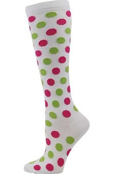 Think Medical Women's 8 mmHg Compression Print Sock