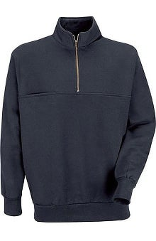 Horace Small Unisex Quarter Zip Pull Over Sweater