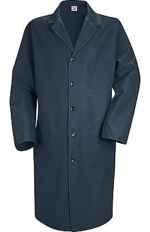Red Kap Men's 5-Button Lab Coat