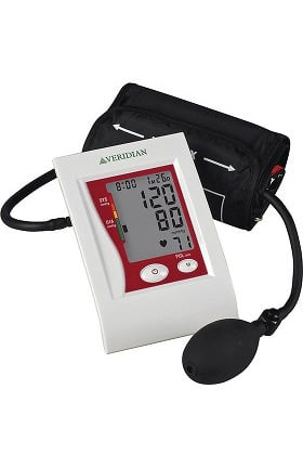 Veridian Healthcare Semi-Automatic Digital Blood Pressure Monitor