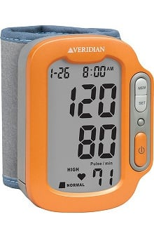 Veridian Healthcare Sport Digital Wrist Blood Pressure Monitor