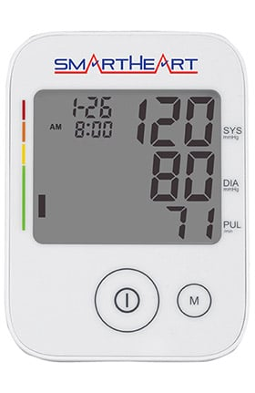 Veridian Healthcare SmartHeart Wide Range Cuff Automatic Arm Blood Pressure Monitor