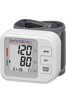 Veridian Healthcare Digital BP Kit Adult Wrist Monitor