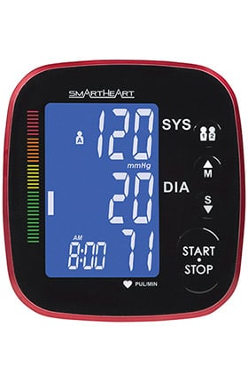 Veridian Healthcare SmartHeart Automatic Arm Blood Pressure Monitor