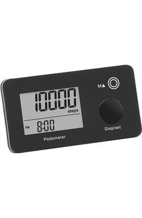 Veridian Healthcare Pocket Digital Pedometer