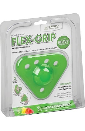Veridian Healthcare Flex Grip Hand Exerciser