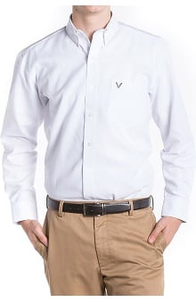 VESTEX® Basics Men's Long Sleeve Dress Shirt