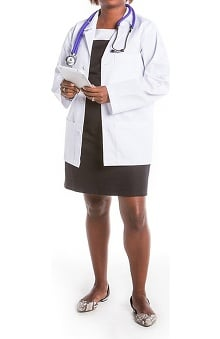 Clearance VESTEX® Basics Unisex Short Lab Coat