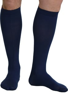 VIM & VIGR Men's 15-20 mmHg Compression Nylon Moisture Wick Sock