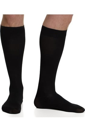 VIM & VIGR Men's 15-20 mmHg Compression Wool Sock - Wide Calf