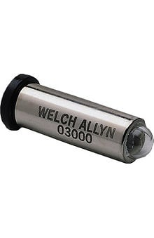 Welch Allyn 3.5V Halogen Lamp, Model 03000, For Standard Ophthalmoscopes, Strabismoscope, Episcope And Retinoscope