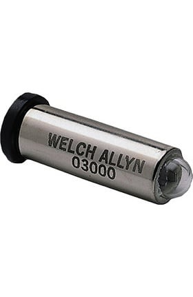 Welch Allyn 03000 3.5V Halogen Lamp For Standard Ophthalmoscopes, Strabismoscope, Episcope And Retinoscope
