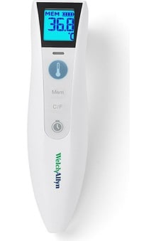 Welch Allyn Caretemp® Touch Free Thermometer Model 105801