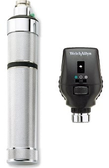 Welch Allyn Ophthalmoscope Set Model 11770