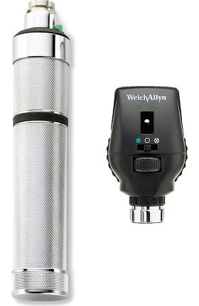 Welch Allyn 11770 Ophthalmoscope Set