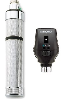 Welch Allyn Ophthalmoscope Set (Model 11790)