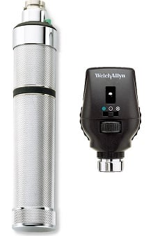 Welch Allyn Ophthalmoscope Set Model 11790