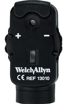 Welch Allyn Ophthalmoscope Pocket Scope (Model 13000)