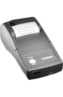 Welch Allyn Thermal Printer For Suresight Vision Screener Model 14042