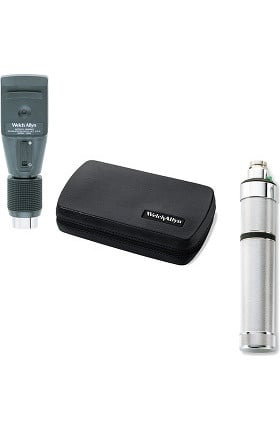Welch Allyn 18340 Retinoscope, Rechargeable Handle & Hard Case