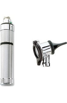 Welch Allyn Pneumatic Otoscope, Rechargeable Handle & Hard Case
