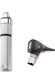 Clearance Welch Allyn Otoscope, Rechargeable Handle & Hard Case