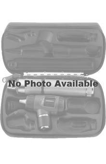 Welch Allyn Otoscope, Rechargeable Handle & Hard Case