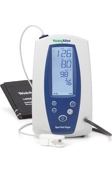 Welch Allyn® Spot Vital Signs® with Nellcor® Device Model 42N0B-E1