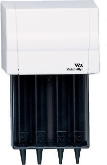 Welch Allyn Deluxe Kleenspec Pneumatic, Operating, And Consulting Otoscope Specula Dispenser
