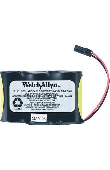 Welch Allyn Rechargeable Battery For Lumiview Portable Power Source Model 72250