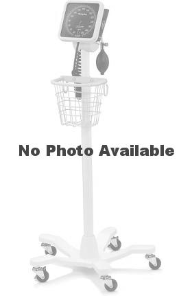 Welch Allyn 7670-03CB Tycos 767 Aneroid Sphygmomanometer with Mobile Stand