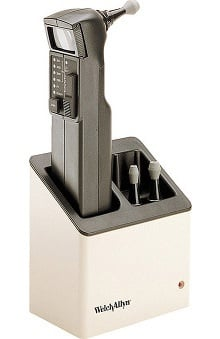 Welch Allyn Model 92680: Audioscope 3 with Charging Stand For Use In North America