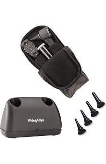Welch Allyn Pocket Scope Set with Charging Stand & Soft Case