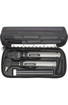 Welch Allyn Pocket Scope Set with AA Batteries & Hard Case Model 92820