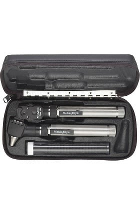 Welch Allyn 92820 PocketScope Set with AA Batteries & Hard Case