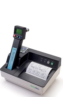 Welch Allyn Microtymp3 Set with Charging Stand And Printer