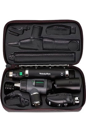 Welch Allyn 97100-MS 3.5V Standard Diagnostic Set with Lithium Ion Smart Handle