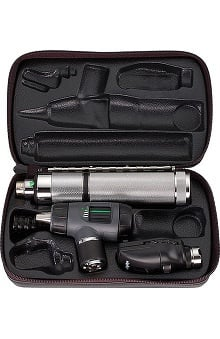 Welch Allyn 3.5V Standard Diagnostic Set with Throat & Nasal Illuminators & Convertible Handle