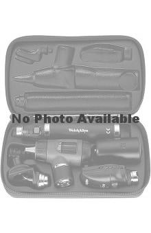 Welch Allyn 3.5V Standard Diagnostic Set with Nasal & Throat Illuminators & Lithium-Ion Smart Handle - Model 97110-Ms