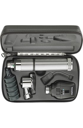 Welch Allyn 97120-C 3.5V Standard Diagnostic Set with Pneumatic Otoscope & Convertible Handle