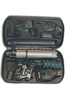 Welch Allyn 97170 3.5V Standard Diagnostic Set with Operating Otoscope